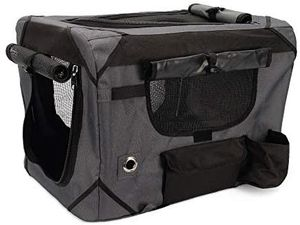 Zeus deluxe soft travel crate for Sale in Sacramento, CA