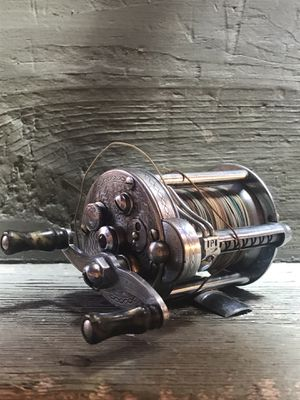 Pflueger fishing reel for Sale in New Paltz, NY