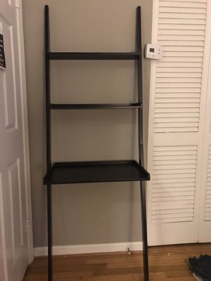 Beautiful NEW Leaning Desk and Shelves! for Sale in Washington, DC