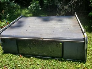 Camper shell for truck for Sale in Chesapeake, VA