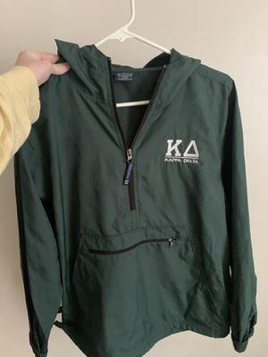 Sorority Rain Jacket (Kappa Delta) for Sale in West Peoria, IL
