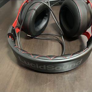 "Gaming Headphone ""Lucidsound"" for Sale in Oceanside, CA"