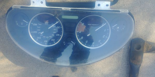 Mazda Miata NB parts