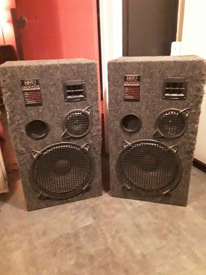 Linear Phase Studio Monitor 8812 Speakers for Sale in Seattle, WA