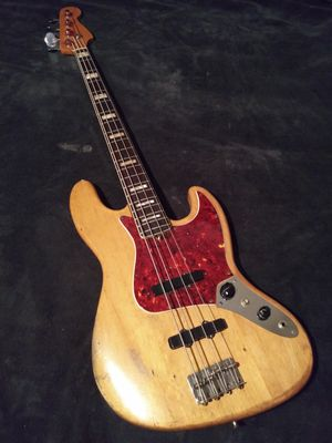1966 Fender Jazz Bass for Sale in Fresno, CA