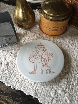 Vintage B&G Copenhagen Porcelain Plaque for Sale in Snoqualmie, WA