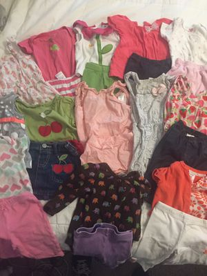 3-6 month baby girl clothes for Sale in Mesa, AZ