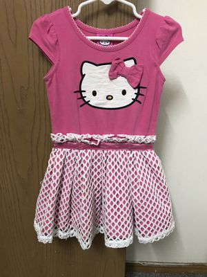 Hello kitty dress size 2 years old for Sale in Aurora, CO