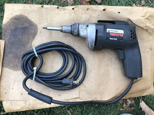 🛠 BLACK AND DECKER DRYWALL SCREWDRIVER DRILL 🛠 for Sale in Torrance, CA