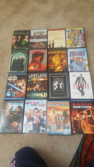 20 dvd movies for Sale in Indianapolis, IN