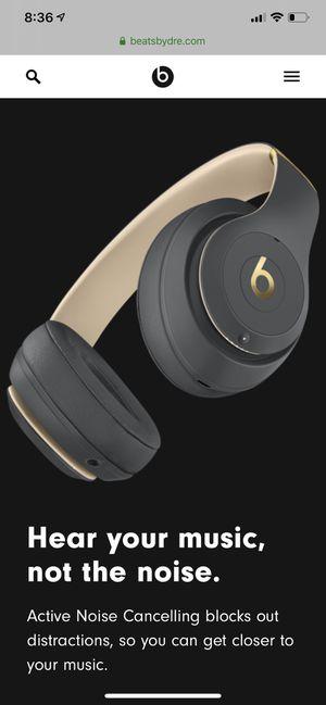 Beats Studio 3 Wireless Headphones for Sale in Lilburn, GA