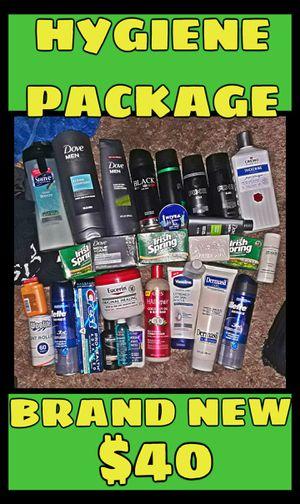 Hygiene Package for Sale in Lakewood, WA