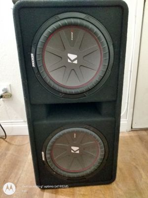 Kickers 12 bass for Sale in Henderson, NV