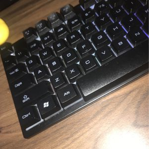 2Boom Gaming keyboard for Sale in Redwood City, CA