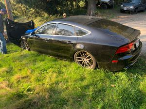 Audi s7 part out for Sale in Duvall, WA