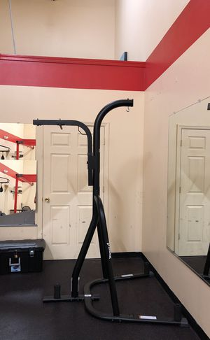 Heavy and speed bag cage for Sale in Monroe Township, NJ