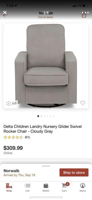 Nursery swivel rocking chair for Sale in Bell Gardens, CA