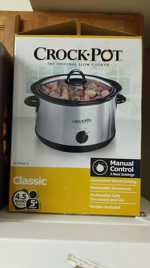 Crock Pot for Sale in Jessup, MD