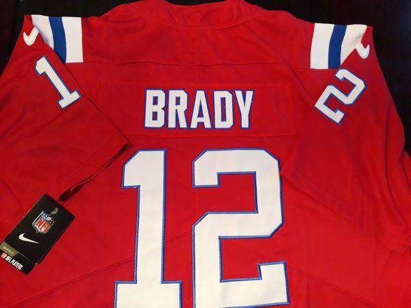 New England Patriots Tom Brady Mens Jersey XL Brand New