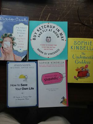 assorted books for Sale in Parkersburg, WV
