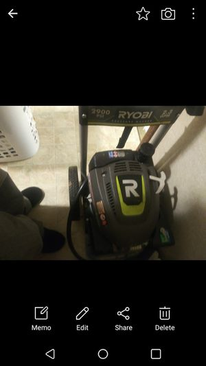 Brand new pressure washer and tank for Sale in Lilburn, GA