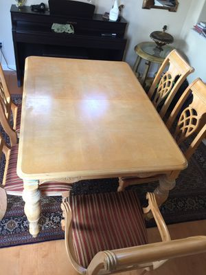 Dinner+Coffee+Kitchen Table & Stereo Rack for Sale in Dublin, CA