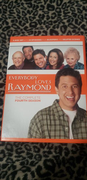 Everybody loves Raymond fourth Season for Sale in Corona, CA
