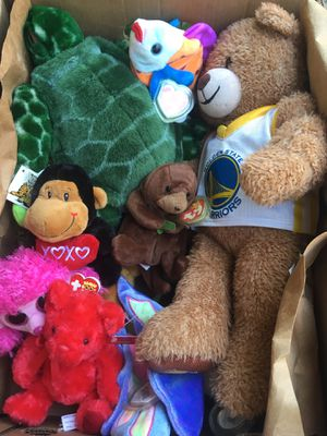 Stuffed Animals for Sale in Vallejo, CA