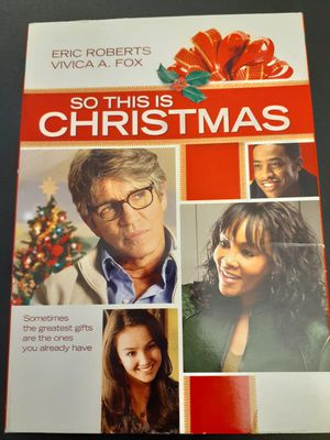 So This Is CHRISTMAS (DVD) for Sale in Lewisville, TX