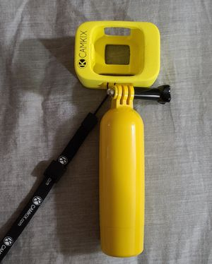 Yellow Floating Hand Grip for Gopro Hero for Sale in Cedar Park, TX