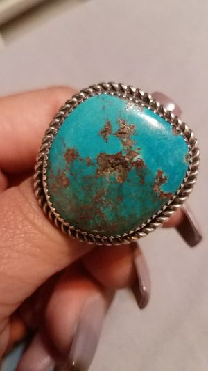 Turquoise ring size 8.5 for Sale in Las Vegas, NV