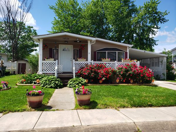 Double-Wide Manufactured Home