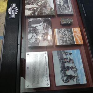 Harley Davidson Wall Plague for Sale in Columbus, OH