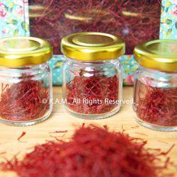 Premium Saffron, Rich Red Thick Threads. 2 grams (0.0705 ounces) for Sale in Aliso Viejo,  CA