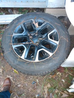 2019 Jeep Compass wheels and tires for Sale in College Park, GA