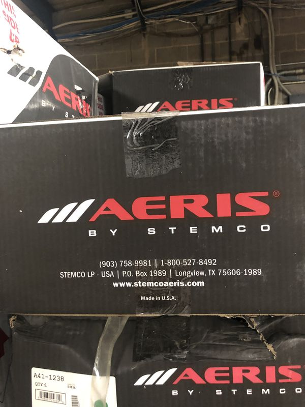 Tire Inflation System Aeris by Stemco