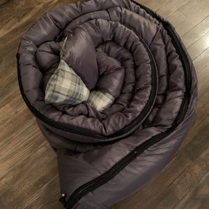 Adult Coleman Sleeping Bag for Sale in Penfield, NY