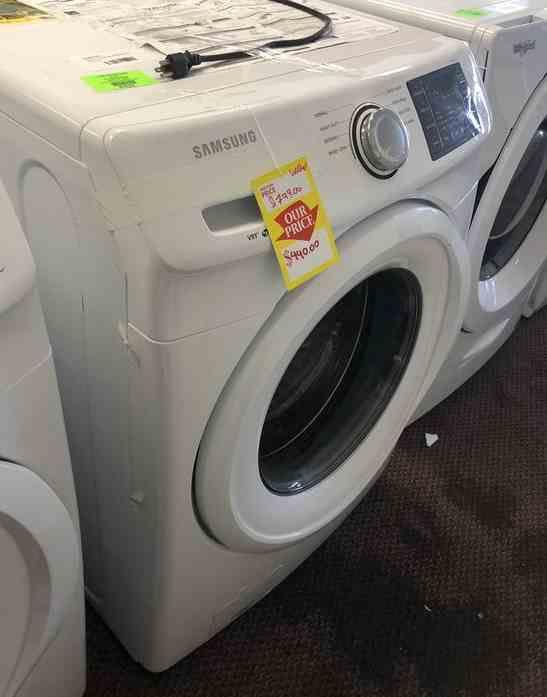 Samsung Washer 🙈✔️🍂⚡️⏰🔥😀🙈✔️🍂⚡️⏰🔥😀✔️🍂⚡️⏰ Appliance Liquidation!!!!!!!!!!!!!!!!!!!!!! BRQ