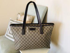 Authentic Gucci GG tote bag for Sale in Fairfax, VA