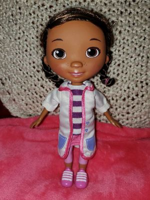 Doc mcstuffins doll for Sale in Litchfield Park, AZ