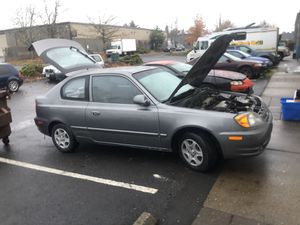 2005 Hyundai Accent Runs great, 135,000 miles 5 speed manual for Sale in Hillsboro, OR