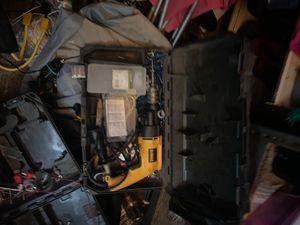 DeWalt corded hammer drill 120 V for Sale in Olathe, KS