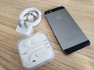 """iPhone 5S """"Factory+iCloud Unlocked Condition Excellent"""" (Like Almost New) for Sale in Fort Belvoir, VA"""