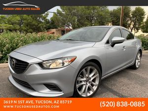 2016 Mazda Mazda6 for Sale in Tucson, AZ