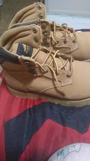 Northwest Territory steel toed work boots for Sale in Staunton, VA