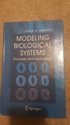 Modeling biological systems for Sale in Richland, WA