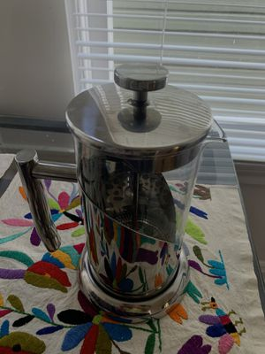 French Press - Coffee Maker for Sale in San Francisco, CA