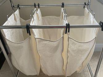 Laundry Sorter 3 Bag for Sale in St. Petersburg,  FL