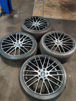 """Bmw Rims 20"""" for Sale in Pawtucket, RI"""