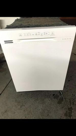 SAMSUNG NEW OPEN BOX NEW WHITE DISHWASHER for Sale in Washington Boro, PA